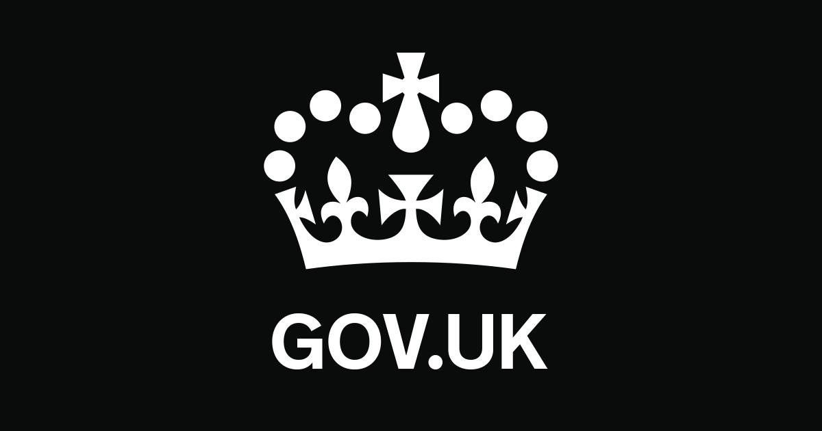 Image result for gov. uk header